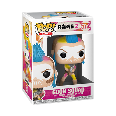 Funko Pop! Games Goon Squad Stock