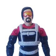 GI Joe 1990 Metal-Head