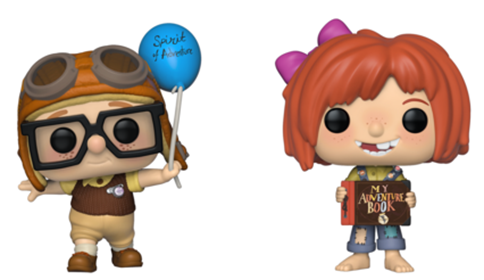 Funko Pop! Disney Carl & Ellie