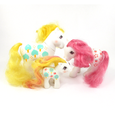 My Little Pony Year 07 Apple Delight (Complete Set)