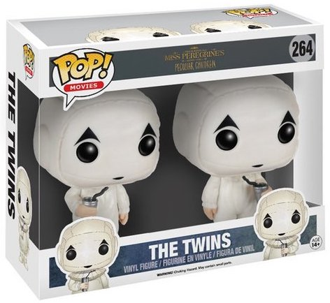 Funko Pop! Movies The Twins Stock