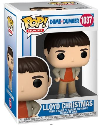 Funko Pop! Movies Lloyd Christmas Stock Thumb