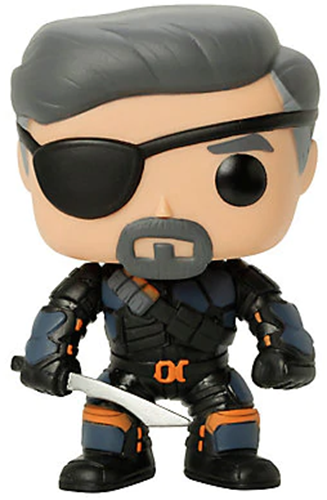 Funko Pop! Television Deathstroke (Unmasked)
