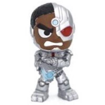 Mystery Minis Justice League Cyborg (using sonic cannon)