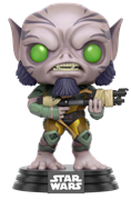 Funko Pop! Star Wars Zeb