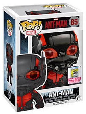 Funko Pop! Marvel Ant-Man (Black Out) Stock
