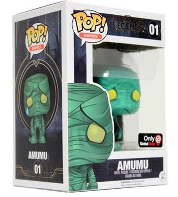 Funko Pop! League of Legends Amumu Stock