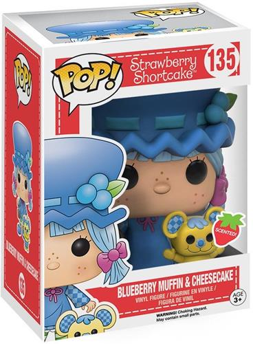 Funko Pop! Animation Blueberry Muffin & Cheesecake (Scented) Stock