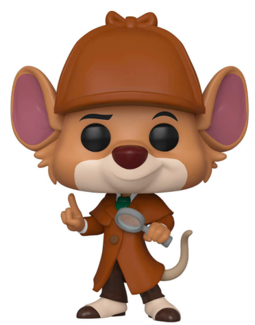 Funko Pop! Disney Basil