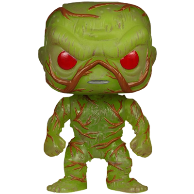 Funko Pop! Heroes Swamp Thing Icon