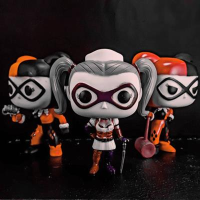 Funko Pop! Heroes Harley Quinn (natnotnate on tumblr.com