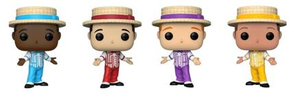 Funko Pop! Disney The Dapper Dans (4-Pack) Icon