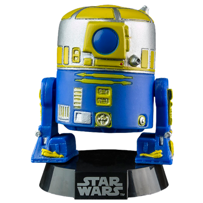 Funko Pop! Star Wars R2-B1