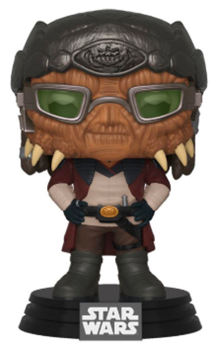 Funko Pop! Star Wars Hondo Ohnaka