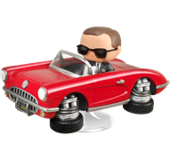 Funko Pop! Rides Director Coulson with Lola