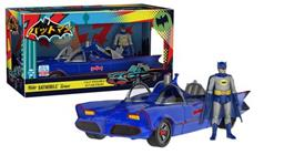 Funko - Other Action Figures Blue Batmobile with Batman