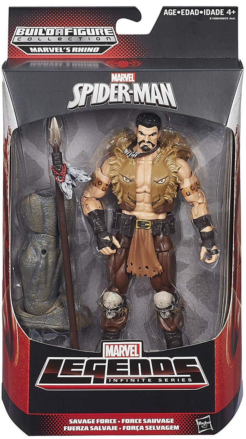 Marvel Legends Rhino Series Kraven
