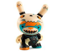 Kid Robot Special Edition Dunny Five Points (Orange)