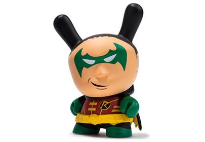 Kid Robot Blind Boxes Batman Robin