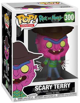 Funko Pop! Animation Scary Terry Stock