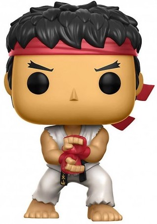 Funko Pop! Games Ryu (Hadouken)