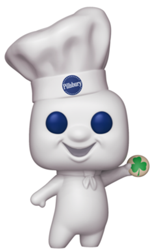 Funko Pop! Ad Icons Pillsbury Doughboy with Shamrock