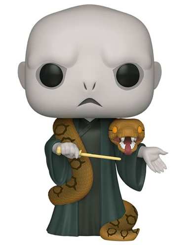 Funko Pop! Harry Potter Voldemort With Nagini (10 Inch) Icon
