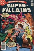 DC Comics Secret Society of Super-Villains (1976 - 1978) Secret Society of Super-Villains (1976) #12