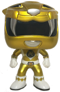 Funko Pop! Television Yellow Ranger (Metallic)