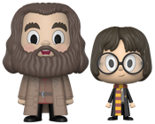 Vynl All Rubeus Hagrid + Harry Potter