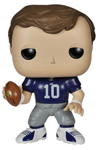 Funko Pop! Football Eli Manning
