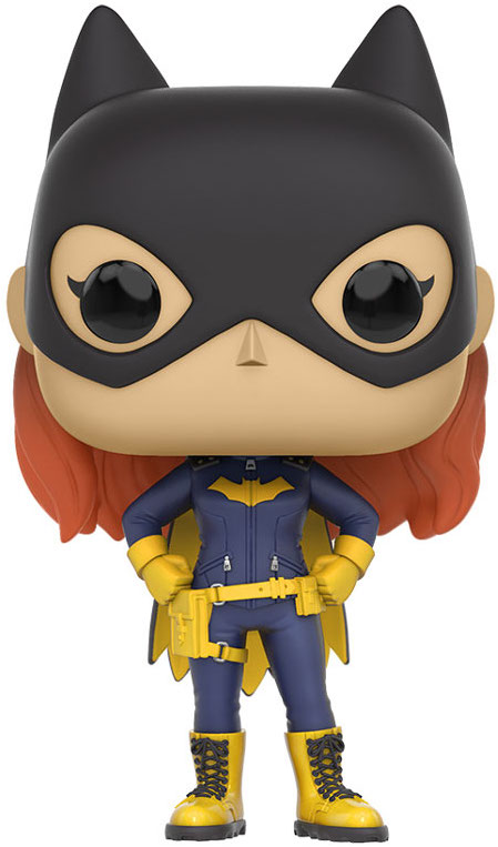 Funko Pop! Heroes Batgirl (Burnside) Icon