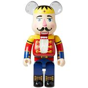 Be@rbrick Christmas Nutcracker 1000%