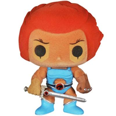 Funko Pop! Television Lion-O (Flocked)
