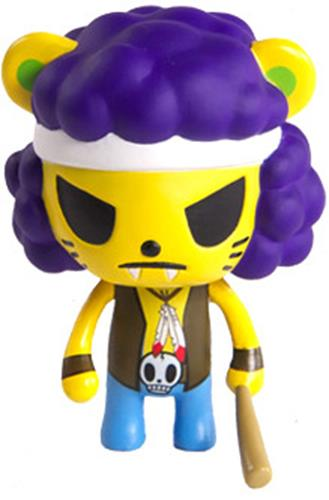 Tokidoki Royal Pride Series 1 Blue Terror