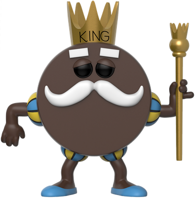 Funko Pop! Ad Icons King Ding Dong