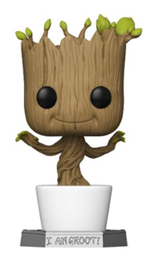 "Funko Pop! Marvel Groot (18"")"