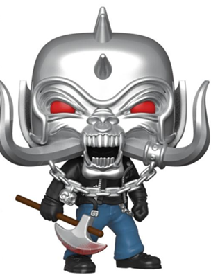Funko Pop! Rocks Warpig
