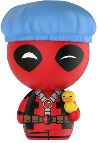 Dorbz Marvel Deadpool (Bathtime)