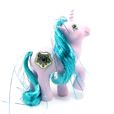 My Little Pony Year 05 Princess Sparkle (UK - Princess Amethyst)