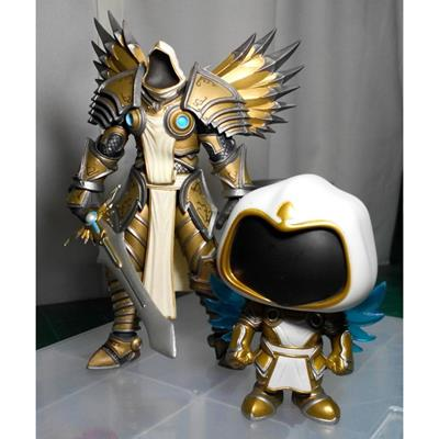 Funko Pop! Games Tyrael arvyt on tumblr.com