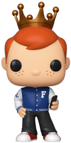 Funko Pop! Funko Freddy Funko (Social Media-Phone)
