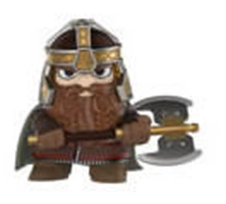 Mystery Minis Lord of The Rings Gimli
