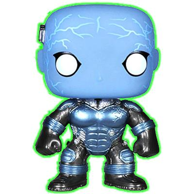 Funko Pop! Marvel Electro (Glow in the Dark) (Metallic)