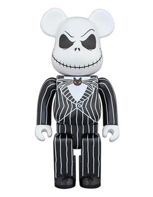 Be@rbrick Disney Jack Skellington 1000% Icon