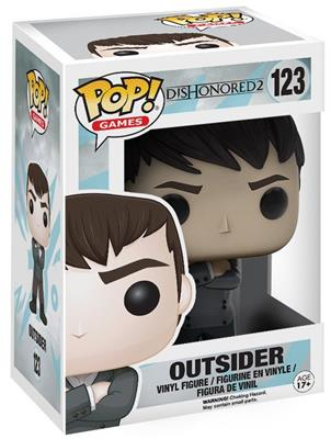 Funko Pop! Games Outsider Stock