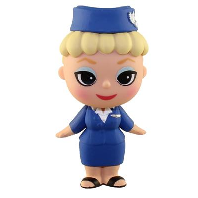 Mystery Minis Barbie 1961 American Airlines Stewardess