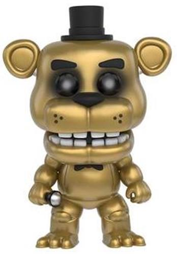 Funko Pop! Games Freddy (Golden)