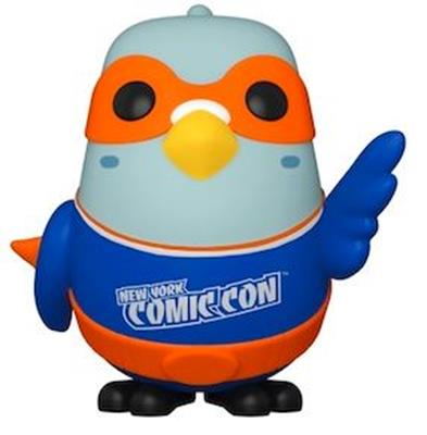 Funko Pop! Icons Paulie Pigeon Blue/Orange