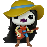 Funko Pop! Television Marceline (Hat & Axe Guitar)